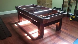 Correctly performing pool table installations, Muskogee Oklahoma