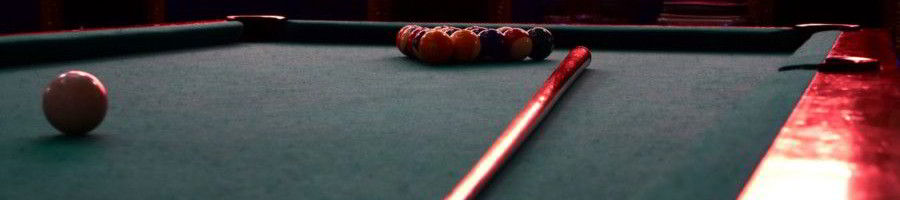 Muskogee Pool Table Room Sizes Featured